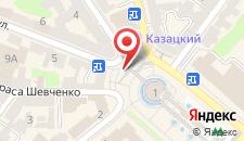 Апартаменты На Майдане Незалежности на карте