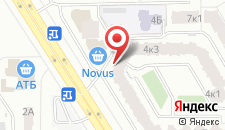 Апартаменты Героев Сталинграда на карте