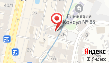 Апартаменты Ренталс Украина на карте