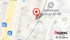 Апартаменты Крещатик 27 на карте