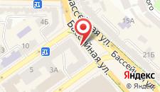 Апартаменты Visit Kiev на карте