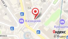 Апартаменты Apartment Kostelnaya 3 на карте