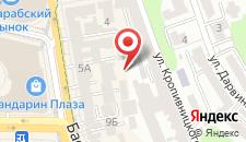 Апартаменты Apartment Krutoy spusk 6a на карте