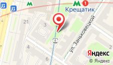Апартаменты Real Home Optima Apartments in Kiev Center на карте