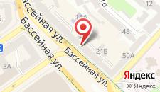 Апартаменты Apartments Аrea Khreschatyk на карте