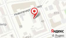 Апартаменты возле Дворца Украина на карте