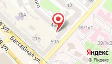 Апартаменты Service на карте