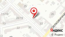 Апартаменты Kievapts-Luxury VIP на карте