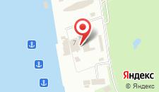 Отель Червона Калина на карте