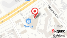 Отель Twin Apart на карте