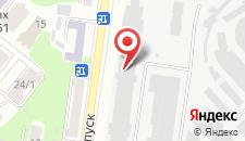 Апартаменты Партнер Кловский на карте