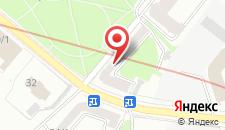 Хостел Belokorichi на карте