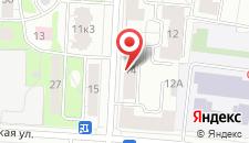 Апартаменты На Братьев Радченко 5 на карте