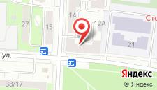 Апартаменты На Павловской 23 на карте