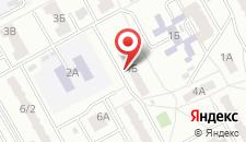 Апартаменты Valentina Apartment на карте