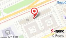 Апартаменты Absolut на карте