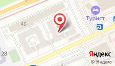 Апартаменты на Раисы Окипной на карте