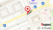Гостиничный комплекс Панская Утеха на карте