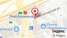 Отель Барбарис на карте