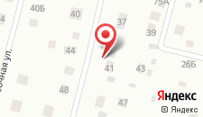 Дом отдыха Северная 41 на карте