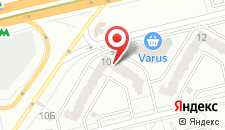Апартаменты на Проспекте Бажана на карте
