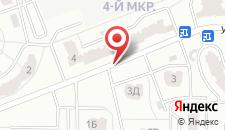 Мини-отель SkyHome на карте