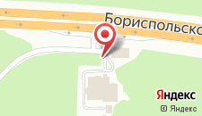 Гостиница Козацкий Стан на карте