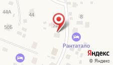 Гостевой дом Кодикас на карте