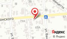 Мини-отель Гетман на карте
