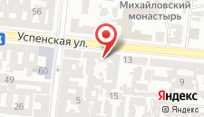 Отель Alpark на карте