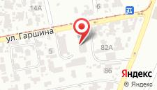 Отель Vele Rosso на карте