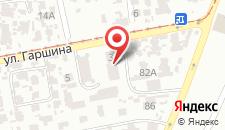 Гостиница Vele Rosso на карте