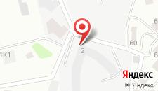 Отель Валентина на карте