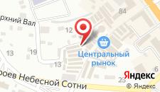 Парк-Отель Kidev на карте