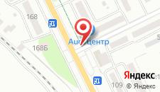 Апартаменты на Чонгарской на карте
