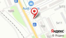 Апартаменты Impreza на Советской 111 на карте