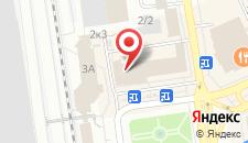 Отель Парадиз на карте