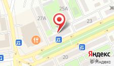 Апартаменты Люкс Гомель на карте