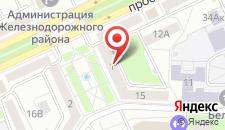 Апартаменты Impreza на Площади Победы 1 на карте