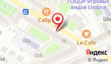 Апартаменты Ленина 18 на карте