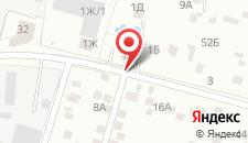 Хостел Гео на карте