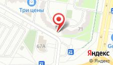 Апартаменты Лучшая квартира для Вас на карте