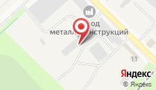 Гостиница В Панковке на карте