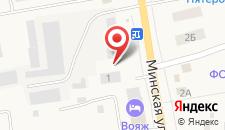 Ресторанно-гостиничный комплекс Вояж на карте