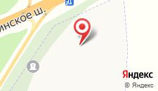 Мотель Феникс на карте