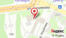 Туристский комплекс Россия на карте