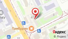 Мини-гостиница City Отель на карте