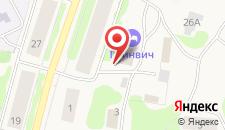 Мини-отель Гринвич на карте