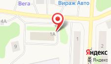 Гостевой дом на Советской на карте