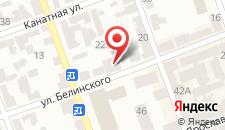 Гостиница Нинель на карте